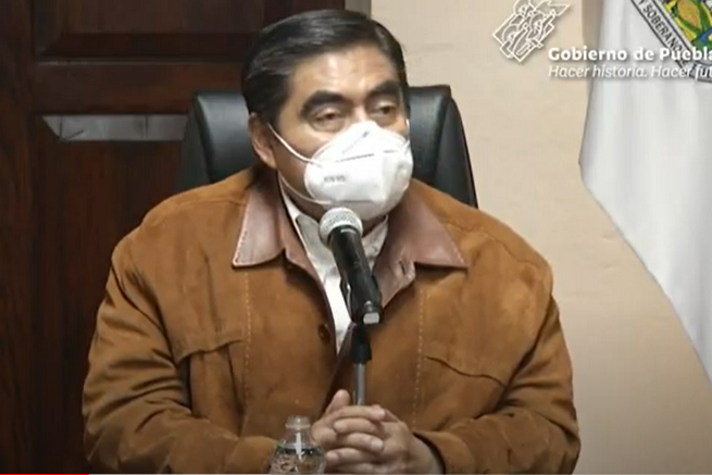 VIDEO Repuntan casos Covid en Puebla; se registran 126 en 24 horas