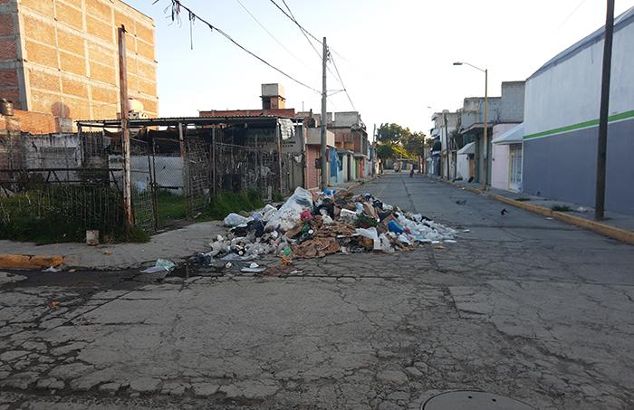 Pandemia incrementó 10% la cantidad de basura en Texmelucan