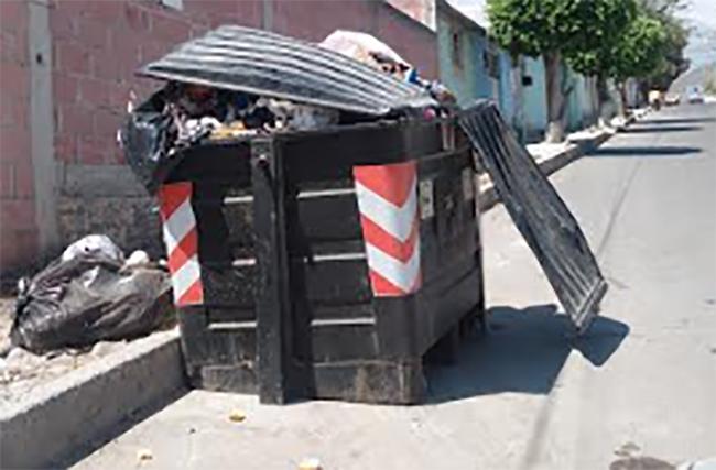 Ooselite busca lugares alternos para depositar basura en Tehuacán