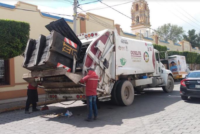 Pretenden bloquear otra vez el relleno sanitario de Tehuacán
