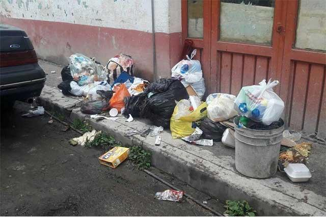Hasta 13 mil pesos pagarán de multa quienes tiren basura en Puebla