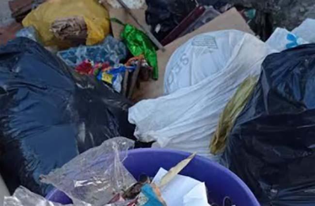 Pobladores de Ayotoxco llevan un mes sin servicio de recolección de basura
