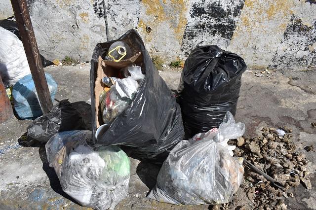 OOSL multará a quien tire basura en el centro, ríos y barrancas de Puebla
