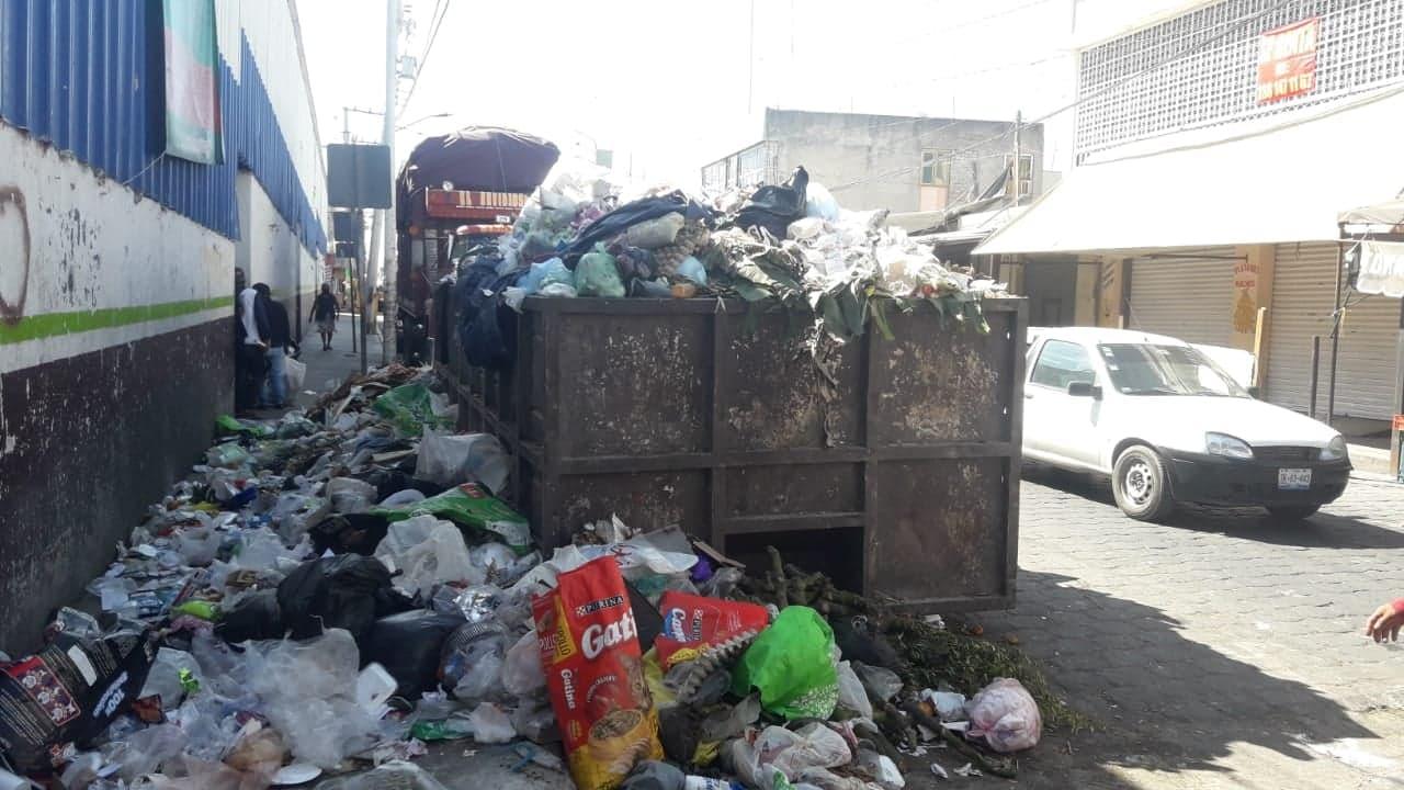 Basura de Tehuacán será llevada a Tepanco por bloque de relleno