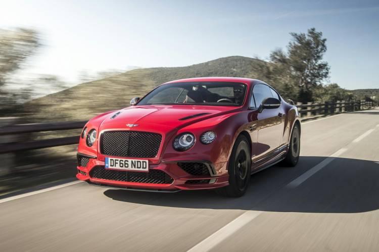 Bentley vendió sólo 10 automóviles en México durante 2020