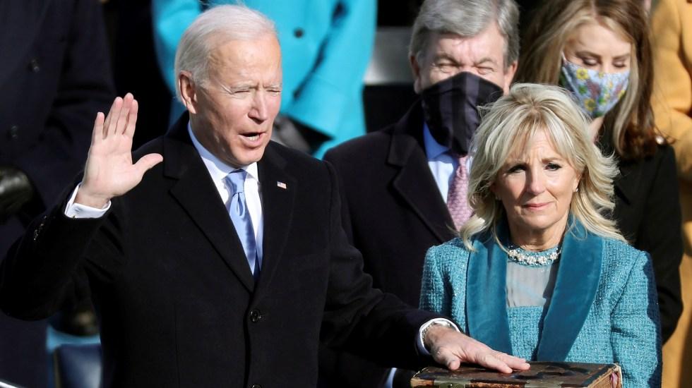 VIDEO Joe Biden ofrece ser el presidente de todos los estadounidenses