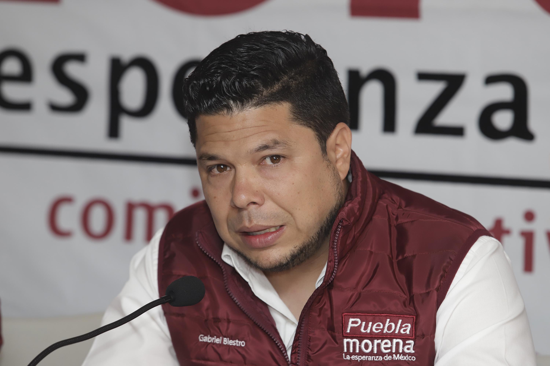 Soberbia y mal gobierno de Claudia Rivera provocaron derrota en Puebla: Biestro