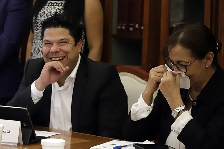 Rechaza Biestro venganza política contra JJ y Héctor Alonso