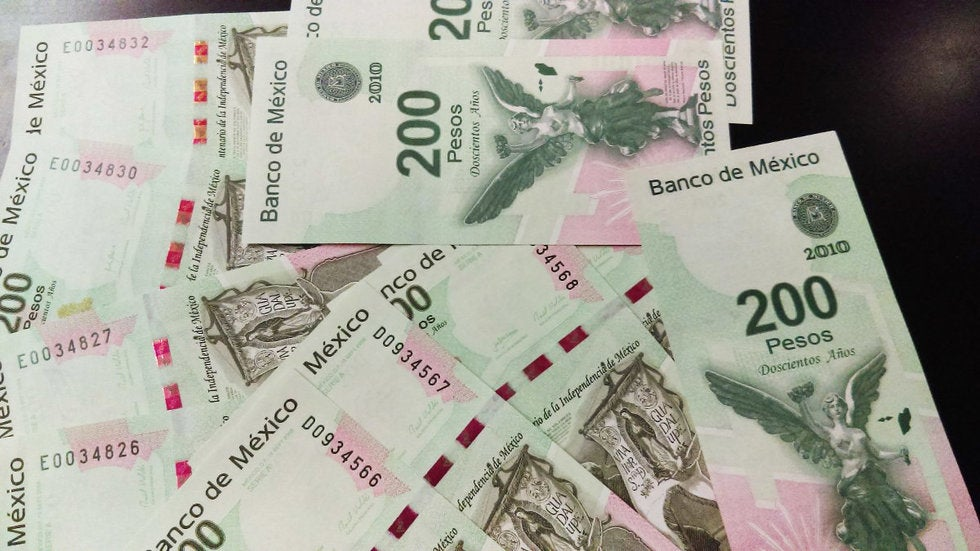 México a punto de estrenar billetes de doscientos pesos