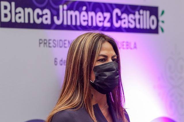 Pide Blanca Jiménez al CEN del PAN revisar imposiciones de candidaturas en Puebla