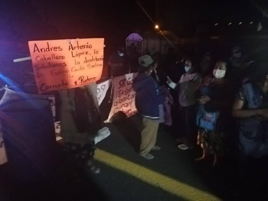 Se recrudece conflicto en Coapan, habitantes que apoyan a edil amagan con movilizaciones