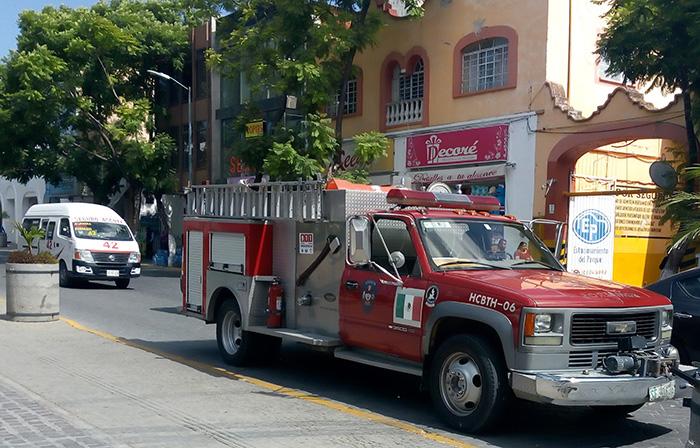 Protección Civil de Tehuacán, sin ambulancias y sin equipos contra incendios