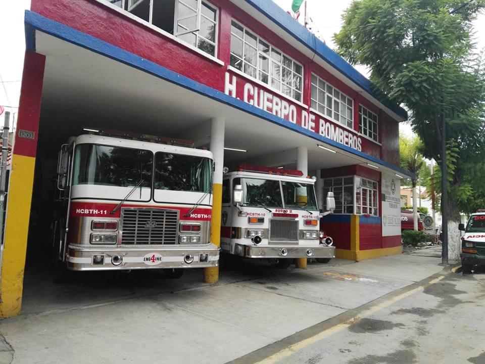 Equipo de bomberos solo funciona al 60% en Tehuacán