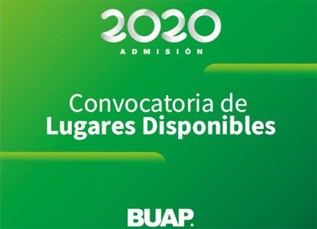 Consulta aquí los nuevos lugares disponibles en la BUAP para licenciatura