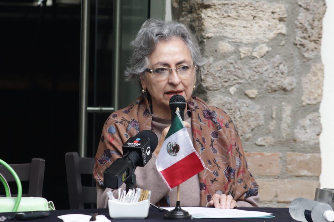 Lupita Grajales propone modificar el sistema de elecciones BUAP