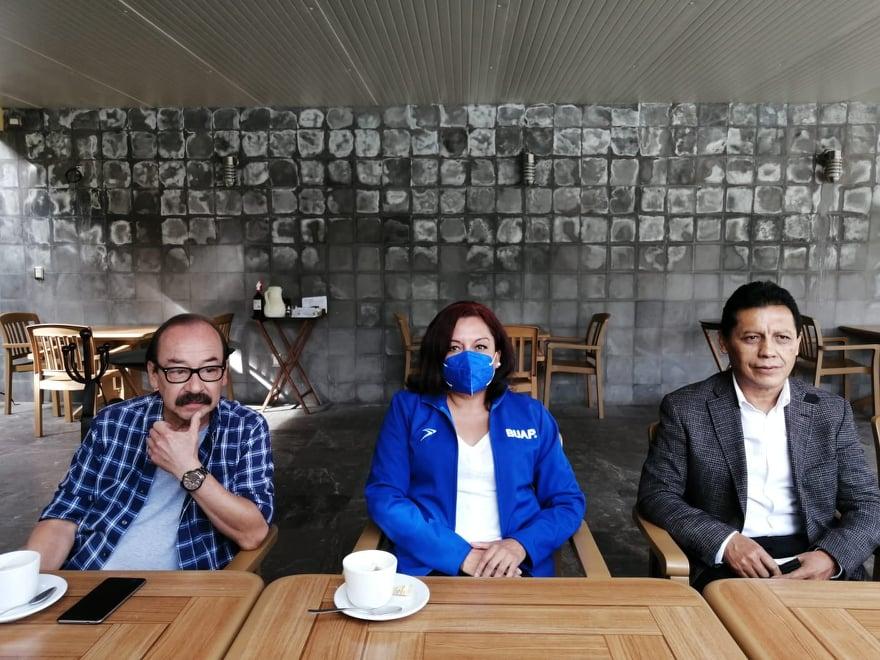 Docentes del Complejo Tehuacán apoyan a Lidia Cedillo rumbo a la rectoría de la BUAP