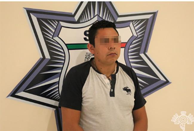 Cae El Buda, narcomenudista de Los Lecona en Chignahuapan