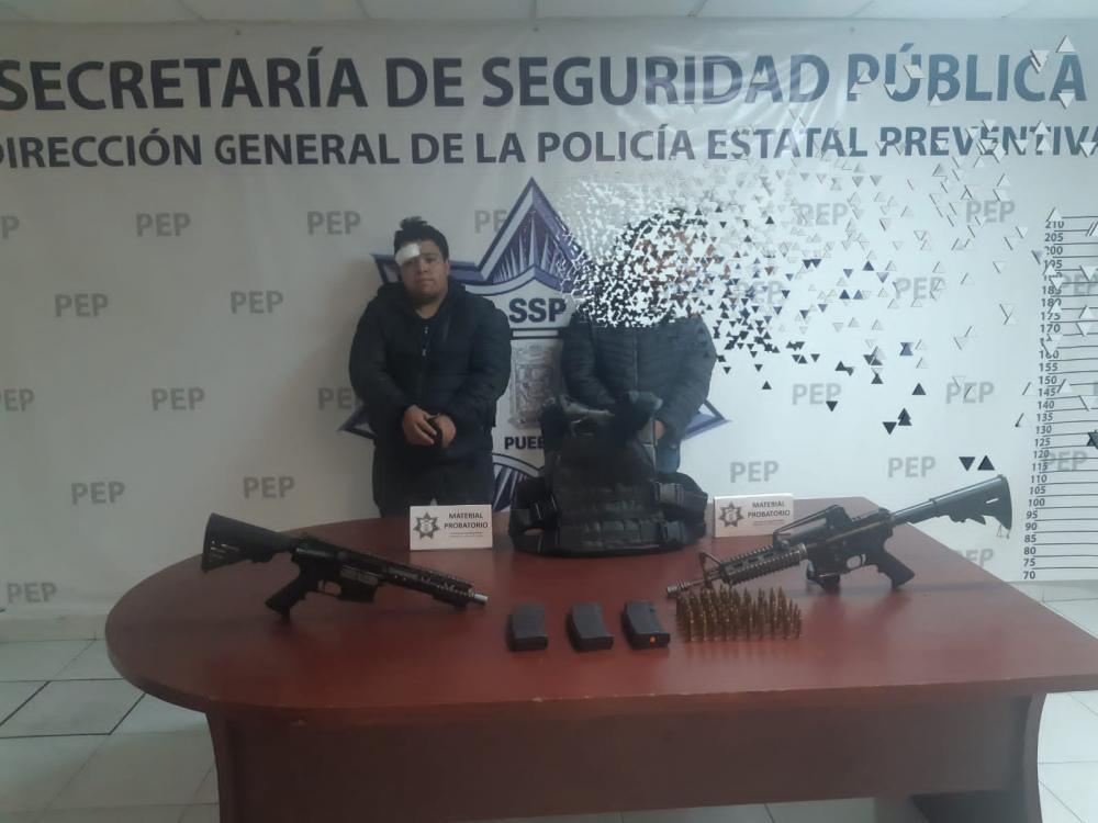 Se enfrentan policías con gatilleros de El Bukanas en Tlachichuca