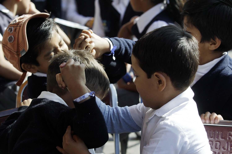 México, primer lugar mundial en casos de bullying