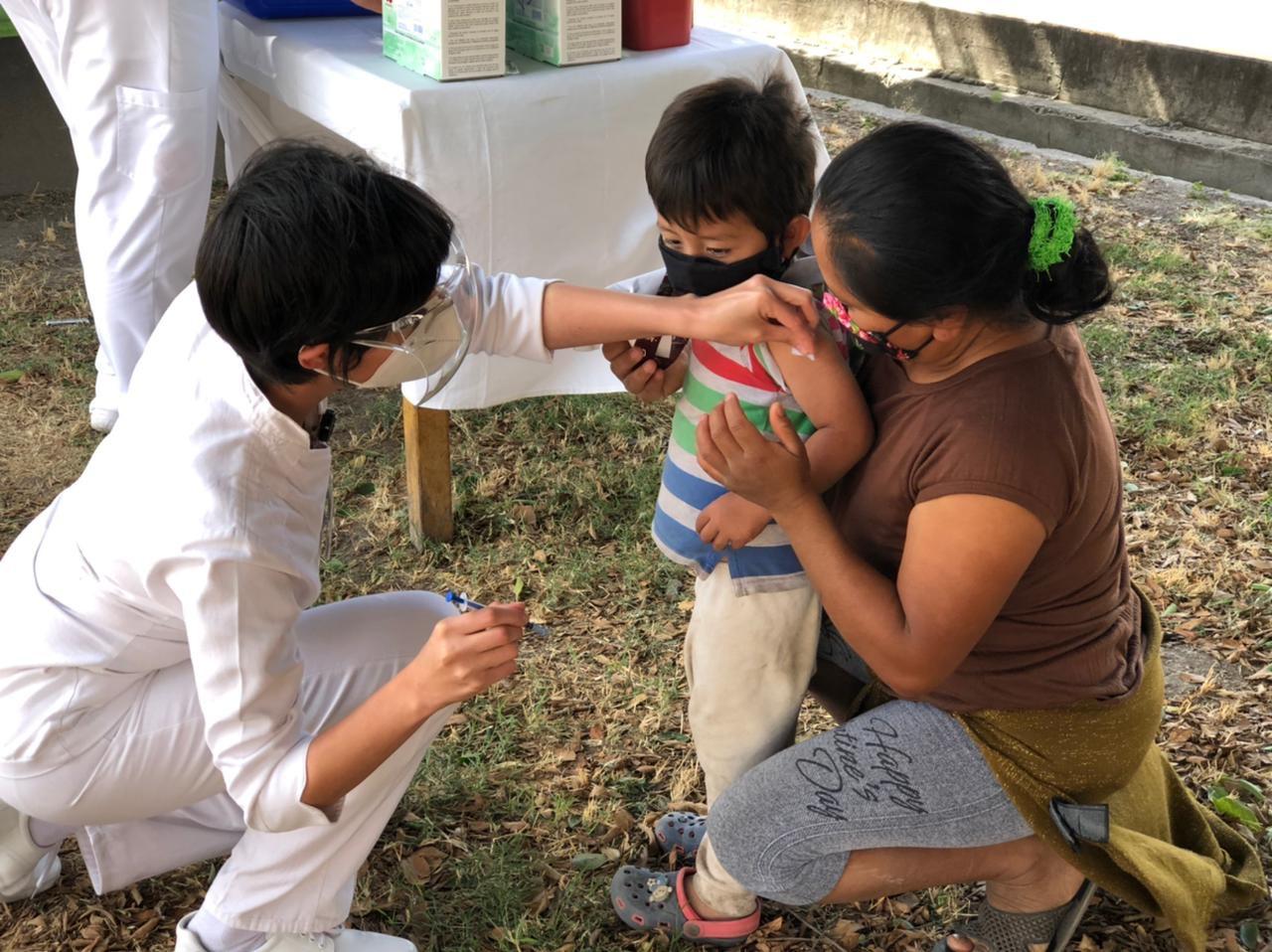 Realizan antorchistas jornadas de la salud y sanitización en Atlixco
