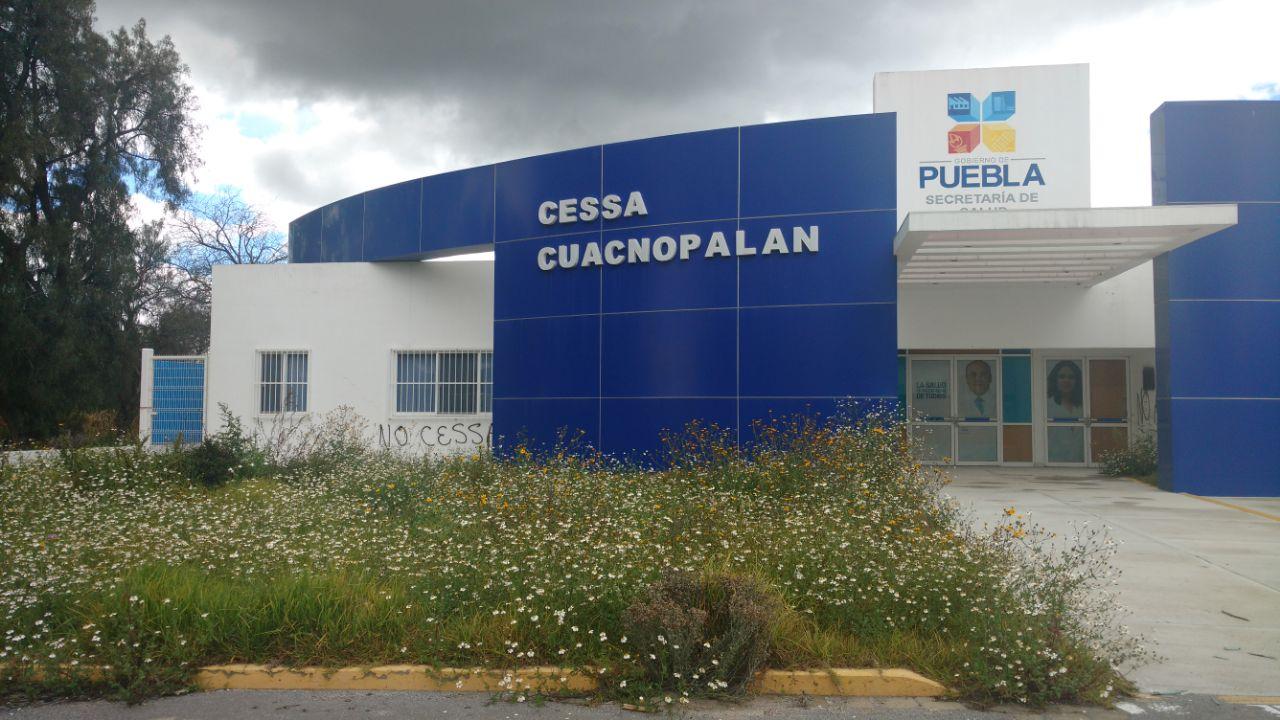 Rehabilitarán hospital de Cuaucnopalan, Cessa seguirá abandonado