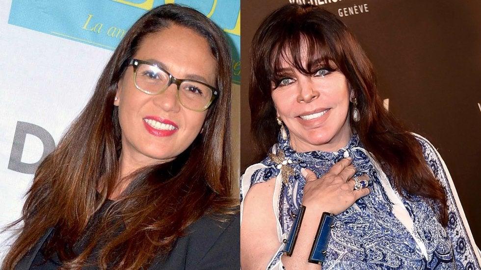 Le dice ridícula Yolanda Andrade a Verónica Castro