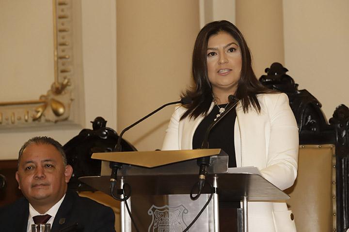 El gobierno de Claudia Rivera es una decepción