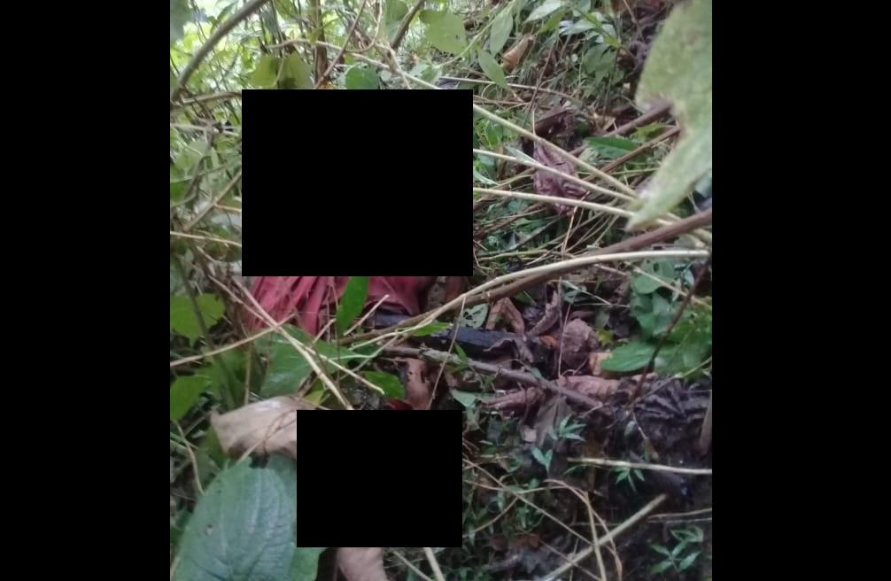 Semidesnudo hallan cuerpo en barranco de Chiconcuautla