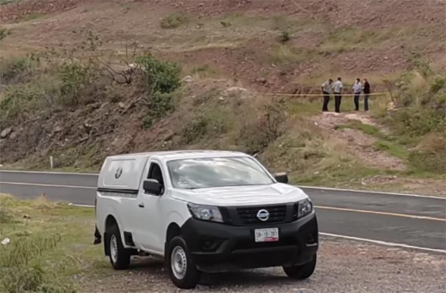 Hallan vehículo y cuerpo calcinados en Izúcar de Matamoros