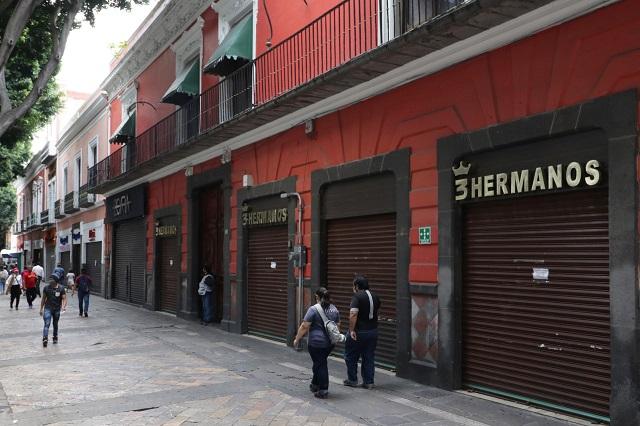 Obras del corredor 5 de Mayo no se suspenderán: Rivera