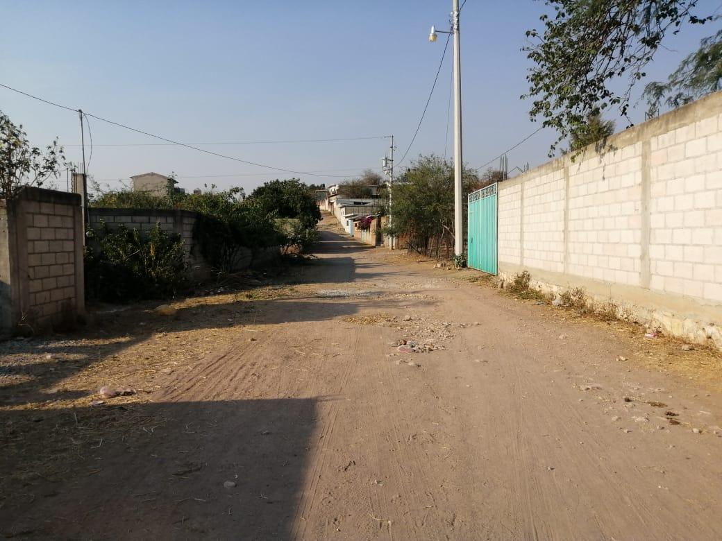 Vecinos de San Miguel Ayotla en Xochiltepec exigen obras y servicios