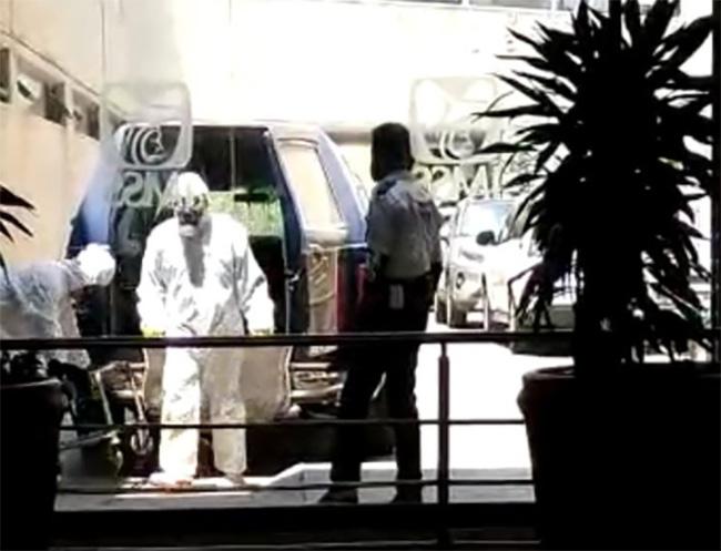 Denuncian fuerte olor a carne descompuesta en IMSS La Margarita