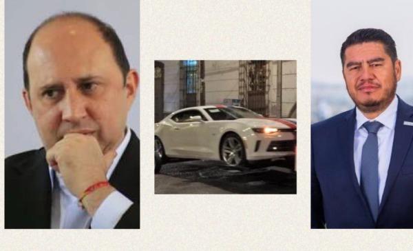 Manzanilla y Manuel Alonso liberaron a El Grillo a cambio del Camaro