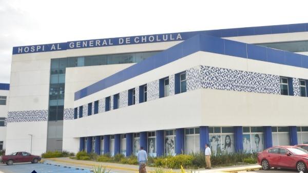 Hospitales Covid en Puebla reciben un promedio de 40 pacientes por día