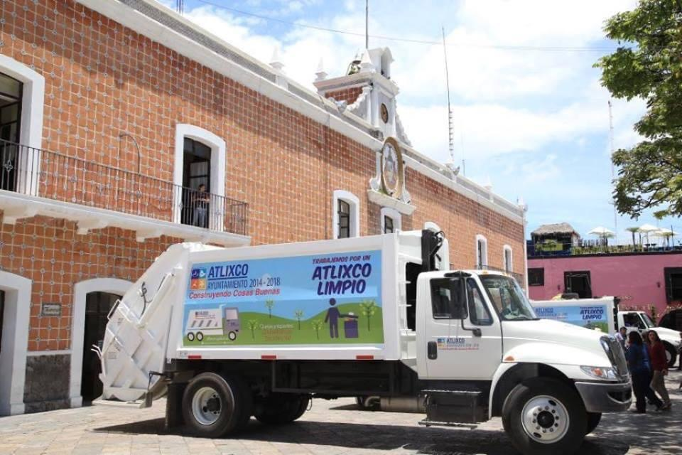 Arrancan campaña anti Covid en Atlixco a favor de trabajadores de limpia