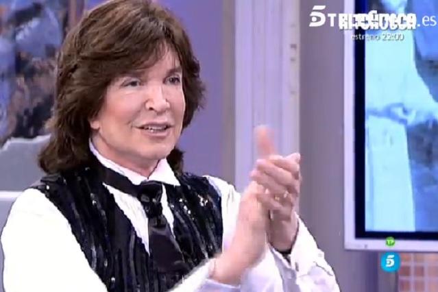 A los 72 años de edad muere el cantante Camilo Sesto