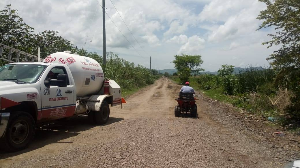 Camino Blanco, en Izúcar, conocido por asaltos y tiradero de cadáveres