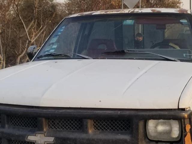 Se roban camioneta del hermano del exalcalde de Tepeojuma