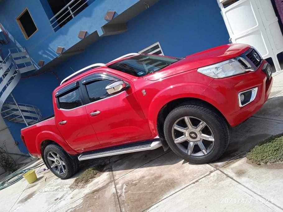 Localizan camioneta desvalijada en Felipe Ángeles