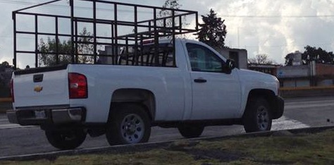 Roban segundo vehículo de la semana en entronque de Tecamachalco
