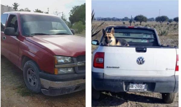 En horas roban 2 vehículos en Tochtepec