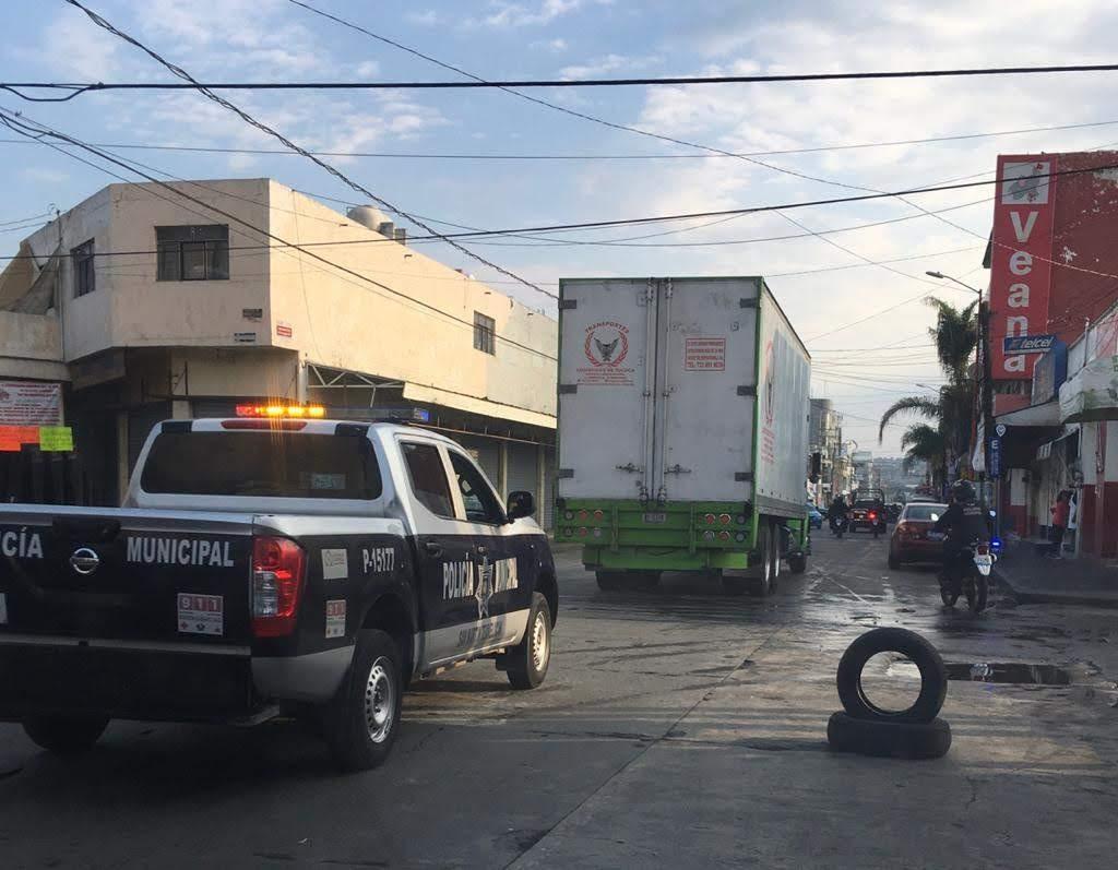 Recuperan en Texmelucan camión de harinera robado
