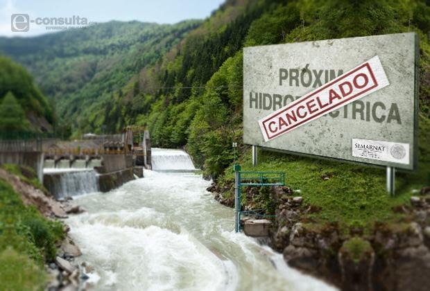 Deselec pone alto a evaluación ambiental de hidroeléctrica en Tepatlán