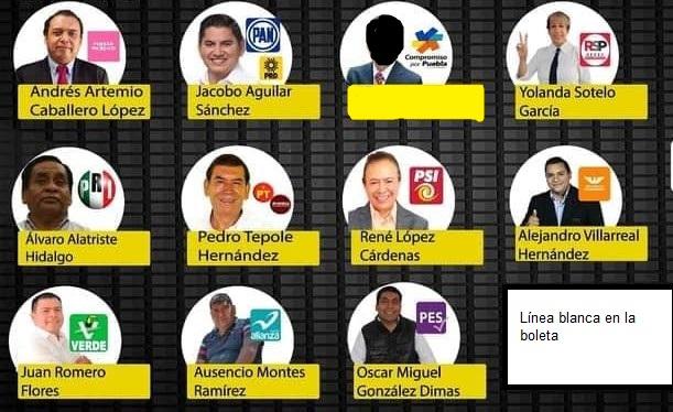 Van 11 candidatos en busca de la presidencia municipal de Tehuacán