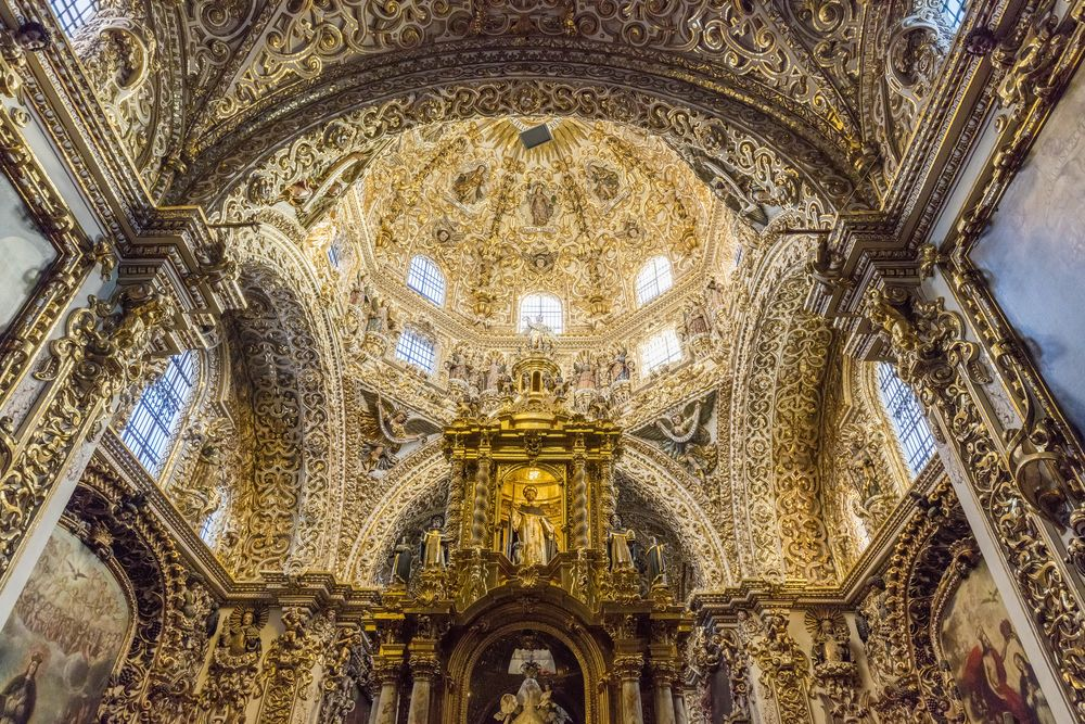 Puebla a 490 años de su fundación