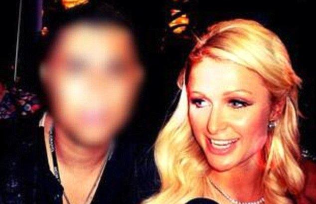 Difunden fotos del romance de Paris Hilton y Chino Ántrax, aliado del Chapo