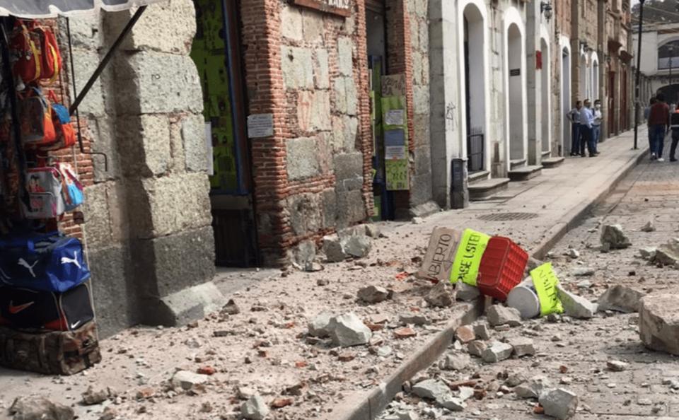 Sismo de 7.4 en Oaxaca desplazó casi medio metro a México: NASA