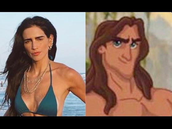 Bárbara de Regil, orgullosa de sus Tarzan Vibes