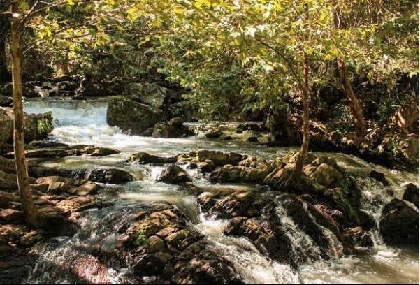 Cascadas Tulimán, paraíso natural