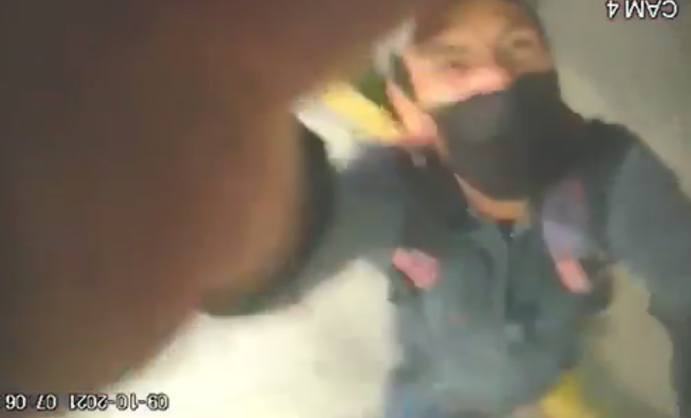 VIDEO Ladrón se roba cámara en Tecamachalco pero captan su rostro